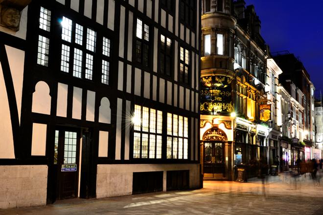 The Clachan - Victorian pub